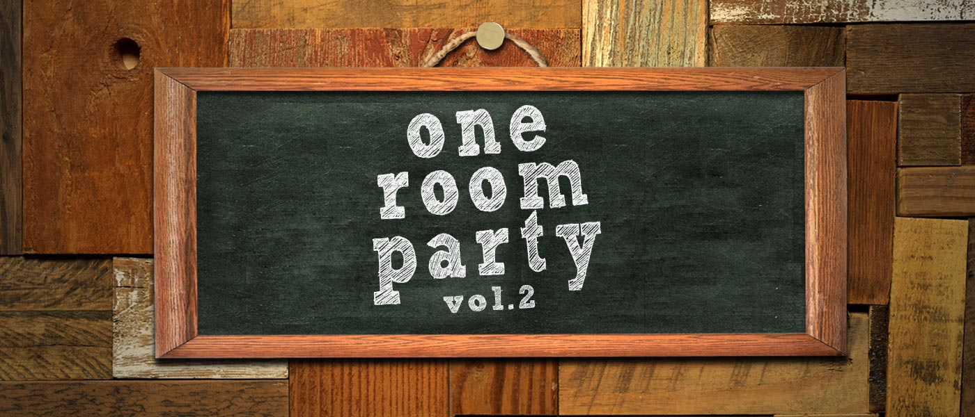 back number fanclub event oneroom party vol.2